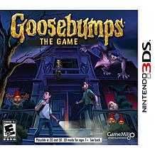 Goosebumps The Game - Nintendo 3DS