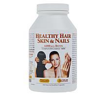 Healthy Hair, Skin and Nails