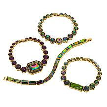 "Heidi Daus ""On-Line"" 4-piece Bracelet Set"