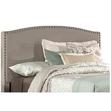 Hillsdale Furniture Kerstein Headboard with Frame - Dove Gray