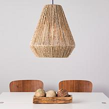 Holly & Martin Lennart Seagrass Pendant Shade