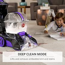 hoover power scrub elite carpet u0026 floor cleaner
