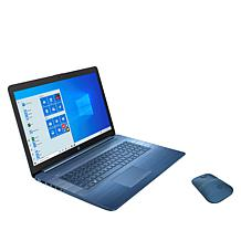"""HP 17.3"""" Touch Intel 8GB RAM 512GB SSD Laptop w/Office 365 & Mouse"""