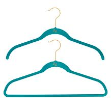 Huggable Hangers 40-pack of Shirt & Suit Hangers