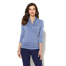 IMAN Global Chic Luxury Stretch Convertible Crossover Top