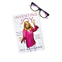 """""""Inventing JOY"""" Hand-Signed Hardcover Book w/Readers"""