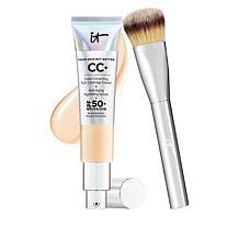 IT Cosmetics Full Coverage SPF 50 CC Cream with Plush Brush