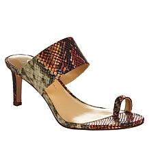 Jessica Simpson Lisah Toe-Ring Heeled Sandal