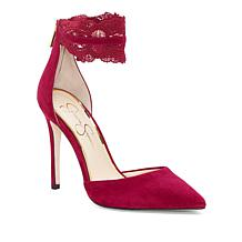 Jessica Simpson Portalynn Suede Pointed-Toe Pump