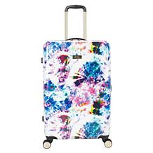 Jessica Simpson Tye-Dye Hardside Luggage