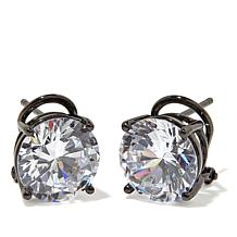 Joan Boyce 11ctw CZ Round Stud Earrings