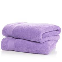 JOY 2pc Jumbo Bleach/Cosmetic-Resistant Towels