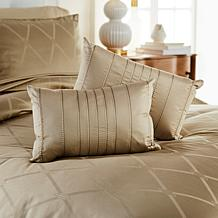 JOY Luxury 2-piece Embroidered Comfort & Joy  Throw Pillows