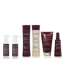 Keranique Hair Regrowth Kit with Exfoliating Mask