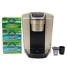 Keurig K-Elite Coffee Maker with 36 K-Cups and My K-Cup