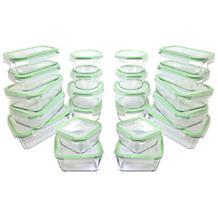 Kinetic 44-piece Glassworks Food Storage Set