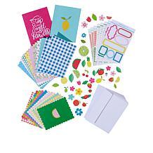Kingston Crafts Spring Card-Making Kit