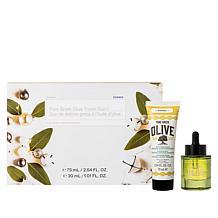 Korres Early Harvest Olive Oil 2-piece Skincare Set