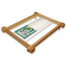 """Lacis 11"""" Hardwood Purse Bead Loom"""