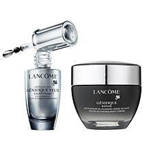 Lancôme Genifique 2pc Night Cream and Eye Concentrate
