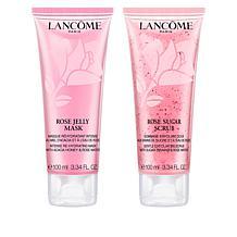 Lancôme Rose Sugar Scrub and Mask Duo