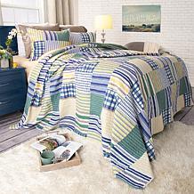 Lavish Home Lynsey Quilt Set