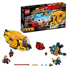 LEGO Marvel Guardians of the Galaxy Ayesha's Revenge