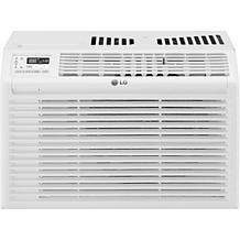 LG 6,000 BTU 115V Window Air Conditioner with Remote Control