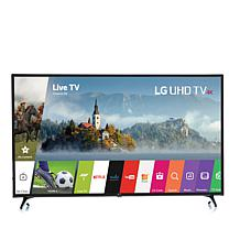 LG Smart 4K Ultra HDTV with Active HDR + HDMI Cable