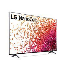 "LG NanoCell 75 Series 2021 65"" 4K Smart UHD TV with AI ThinQ"