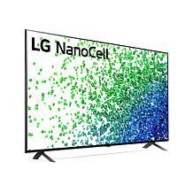 "LG NanoCell 80 Series 2021 55"" 4K Smart UHD TV with AI ThinQ"
