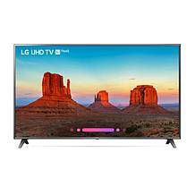 "LG UK6570 75"" 4K UHD Smart TV with HDR and Voice Control"