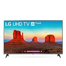 "LG UK7700 65"" 4K Nano Cell UHD Smart TV with HDR and Google Assistant"