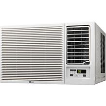 LG Window-Mounted Air Conditioner with Heat Function