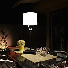 Light Your Patio 3-in-1 Outdoor Rechargeable Cordless Lamp