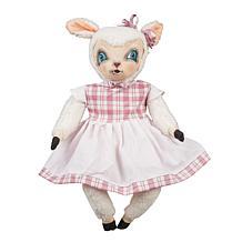 Lila Lamb Joe Spencer Gathered Traditions Art Doll