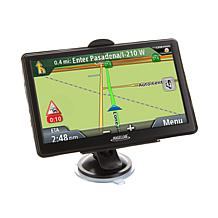 "Magellan 7"" GPS w/Lifetime Maps & Traffic"