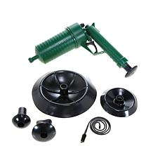 Magna Tools Air Pressure Drain Blaster Cleaner Kit