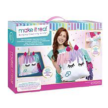 Make It Real DIY Glowing Unicorn Pillow