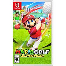 Mario Golf Super Rush - Nintendo Switch