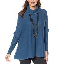 MarlaWynne Turtleneck Sweater