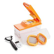 Master Dicer With Peeler