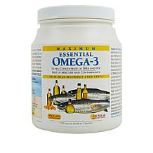 Maximum Essential Omega-3 - No Fishy Taste - Orange