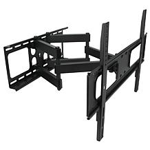 MegaMounts Full Motion Double Articulating Wall Mount for 32 to 70 ...