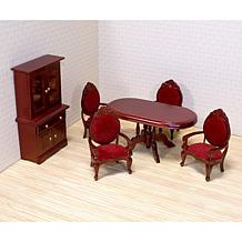 Melissa & Doug Doll Dining Room Furniture