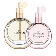 Michael Bublé By Invitation and By Invitation Rose Gold Eau de Parfums