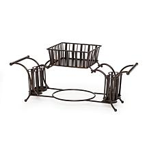 Mikasa Gourmet Basics Hostess Buffet Caddy