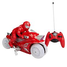 Mindscope Hover Cycle Remote Control Stunt Motorcycle