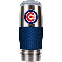 MLB 30 oz. Stainless/Blue Reserve Tumbler - Cubs