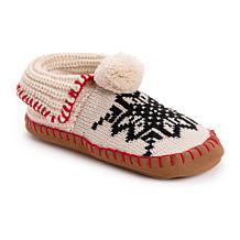 MUK LUKS® Women's Knit Moccasin